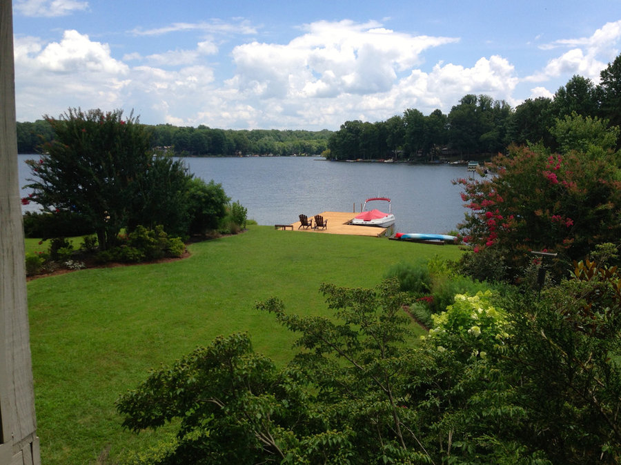 Lake near Fredericksburg, VA:  Plant&Sustain for Clean Water