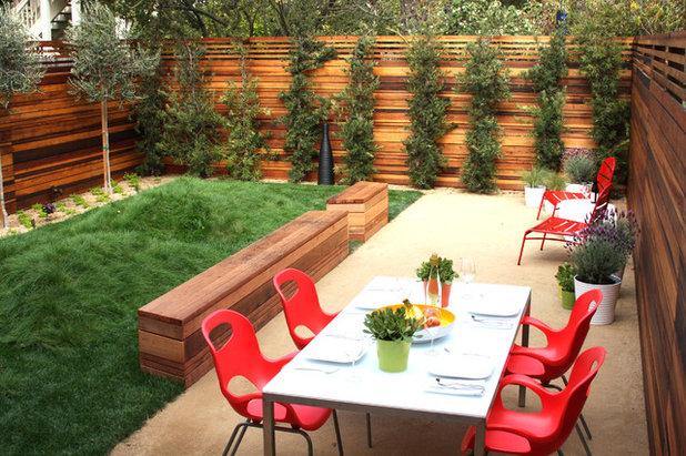 Modern Garden by Creo Landscape Architecture + Urban Design