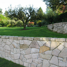 Traditional Landscape by Berger Partnership