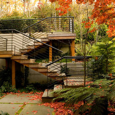 Craftsman Landscape by Todd Soli Architects