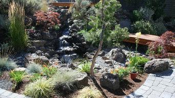 Lakeside Courtyard Renovation