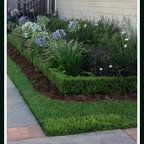Barksdale Dds Traditional Landscape New Orleans By