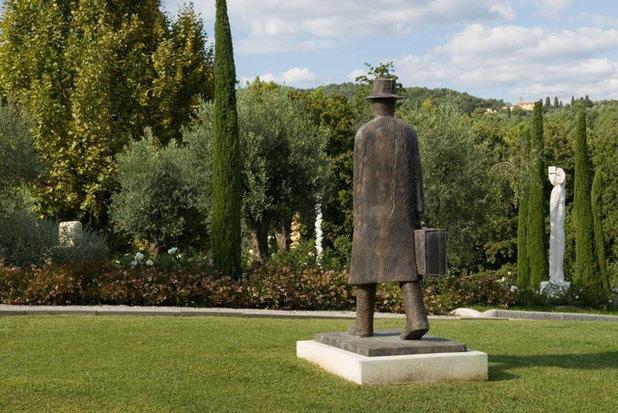 Scopri il giardino in stile italiano moderno - Il giardino italiano ...