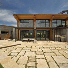 Contemporary Landscape by AVcrafters, Inc