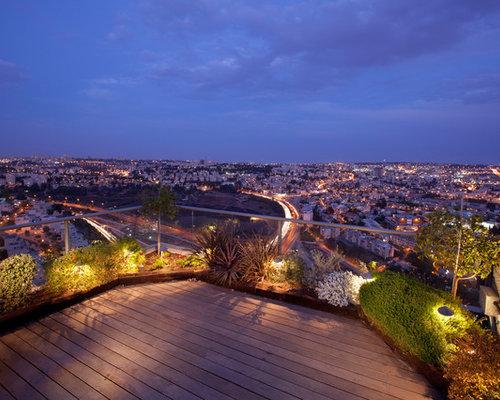 Rooftop Terrace Houzz