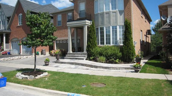 Landscape Flagstone Projects
