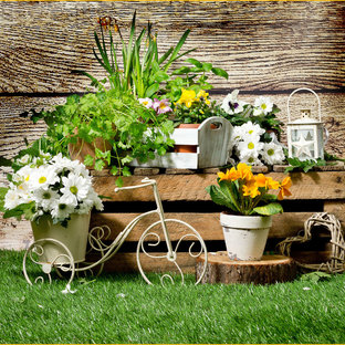 75 Most Popular Farmhouse Landscaping Design Ideas For