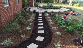 Landscape Install