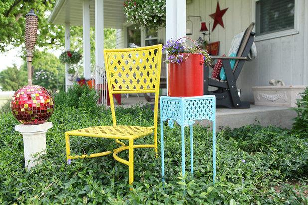 10 idee low cost per rinnovare i mobili da giardino in poche mosse