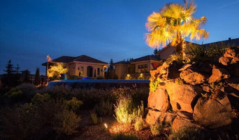 Landscape Lighting & Pool Patio Project