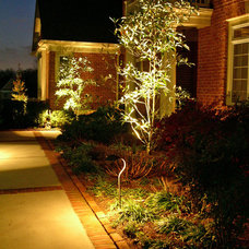 Traditional Landscape by Chesapeake Irrigation & Lighting
