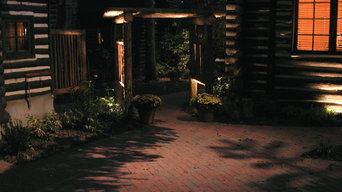 Landscape Lighting Moonlight