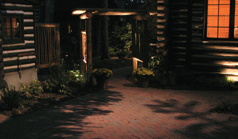 Landscape Lighting Moonlight