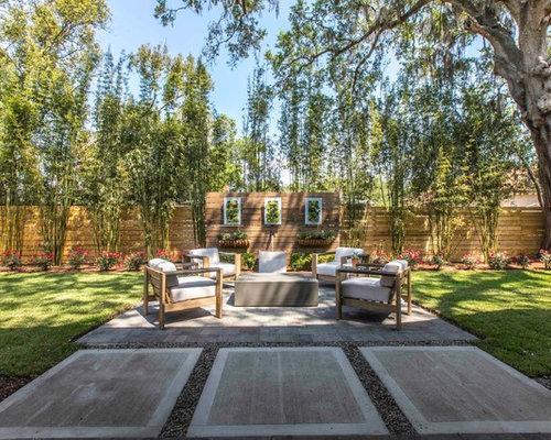 Fotos de jardines dise os de jardines de estilo de casa for Casa jardin winter park