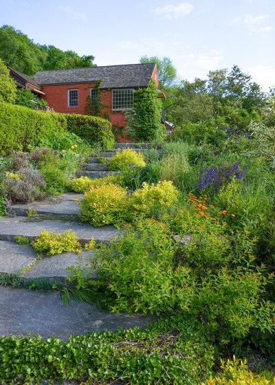 Farmhouse Landscape by lensi designs photography