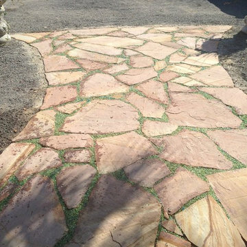 Landscape Recycled Glass
