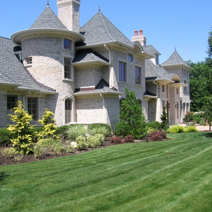 Improving Curb Appeal designs by Designscapes of Long Island
