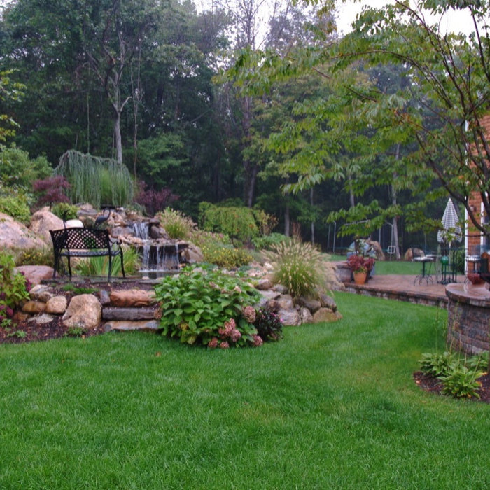 Landscaping & Garden Designs By Designscapes of Long Island Landscape Company