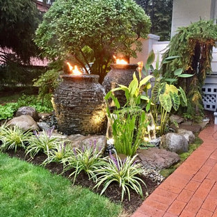 Landscape Water Feature Design & Installation Rochester NY Acorn Ponds