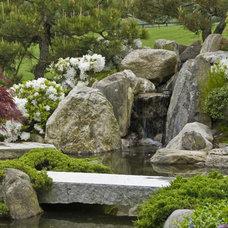 Asian Landscape by ZEN Associates, Inc.
