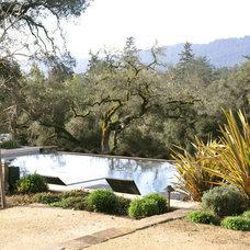 Contemporary Landscape by Arterra LLP Landscape Architects