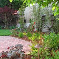 Contemporary Landscape by The Village Gardener