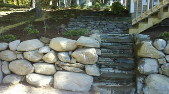 Landscaping and Stonework
