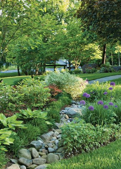 Traditional Landscape by The Taunton Press, Inc