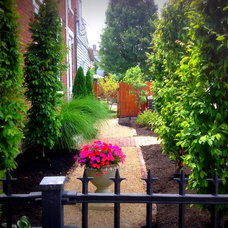 Traditional Landscape by Industry's Best Landscape Services