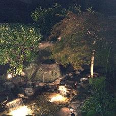 Eclectic Landscape by Leveille Home Improvement Consultants, Inc.