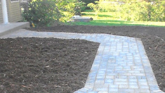 Landscaping Portfolio Twin Cities MN