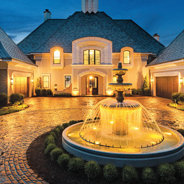 Large Estate Fountains