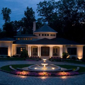 Large Estate Landscape Design