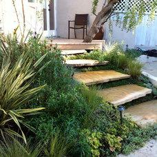 Traditional Landscape by Satori Garden Design
