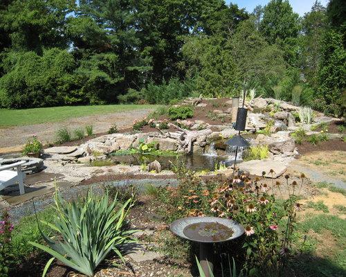 Large Pond Start To Finish Villanova