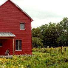 Rustic Landscape by Ann Kearsley Design