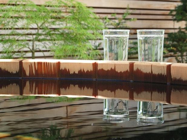 Модернизм Сад by Howells Architecture + Design