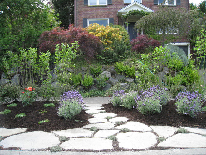 Pacific Northwest landscaping