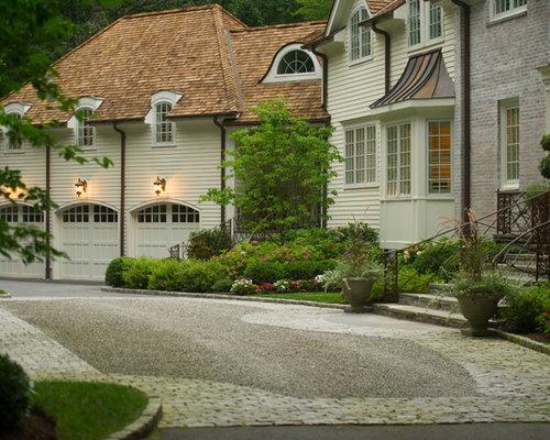 Garage Door Eyebrow Home Design Ideas Pictures Remodel