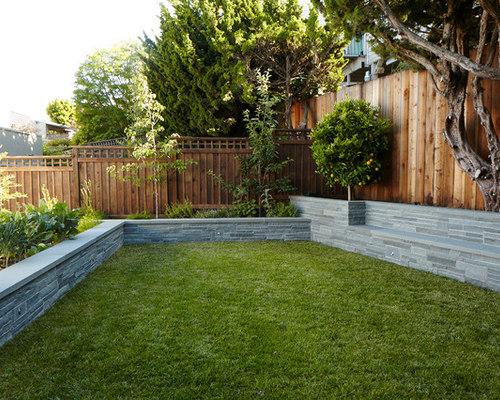 small backyard landscape ideas designs remodels photos - Small Backyard Landscape Designs