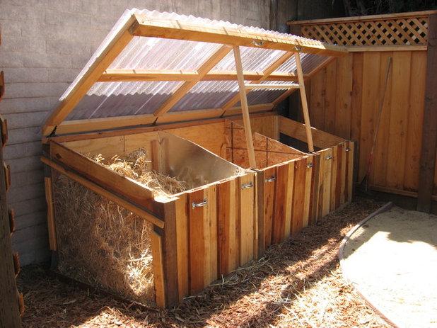 コンテンポラリー 庭 by Urban Artichoke Fine Gardening and Design