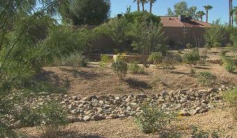 Lawn to Desert Botanical Garden