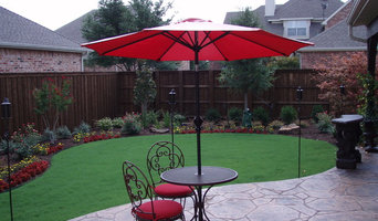 lewisville landscaping