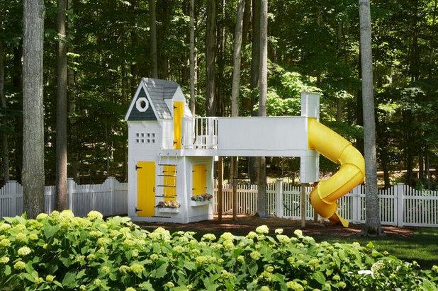 Komm draußen spielen! 13 spannende Ideen für den Spielplatz im Garten