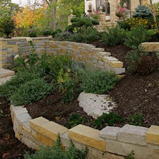 Traditional Landscape by Ground One Enterprises of MN