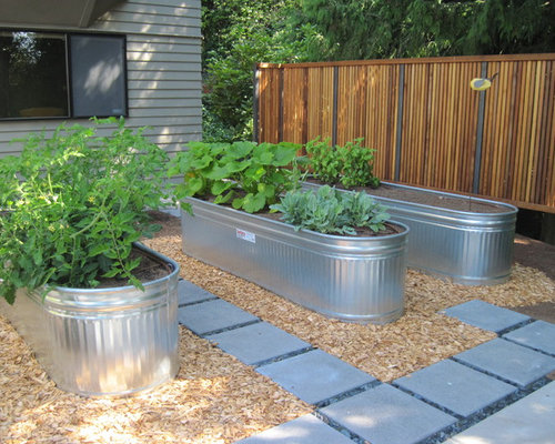 Stock Tank Raised Beds Ideas Pictures Remodel And Decor