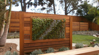 living wall creations