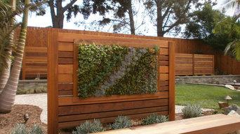 living wall creations