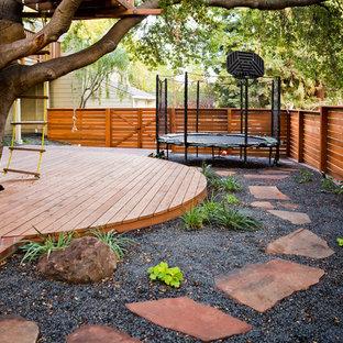 Foto de jardín clásico de tamaño medio