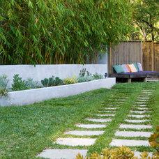 Contemporary Landscape by June Scott Design